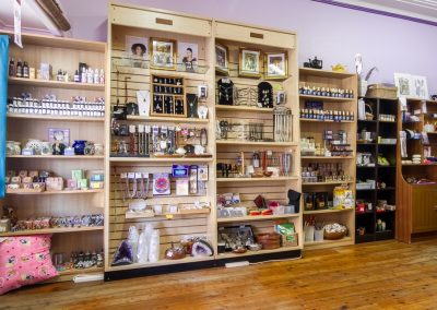 Commercial photography inside retail shop 2