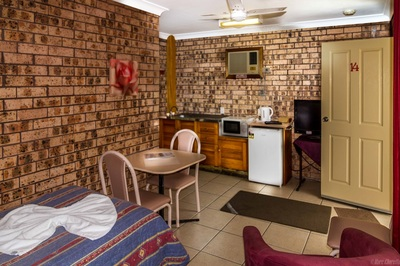 Commercial photography of accommodation
