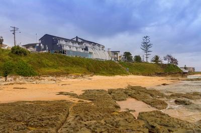 Landscape photography beach knoll