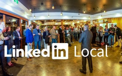 LinkedIn Local Central Coast event