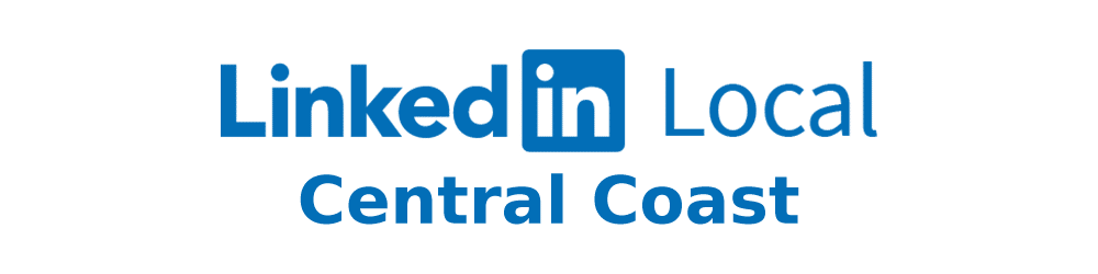 LinkedIn Local central coast logo