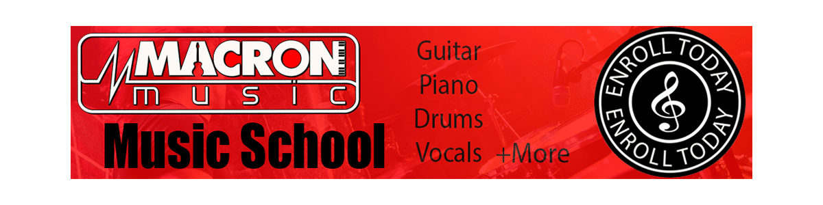 Macron Music School